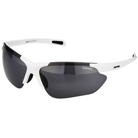 Alpina Jalix Glasses white matt-black